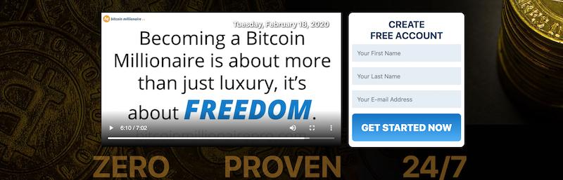 Bitcoin Millionaire Pro Registration
