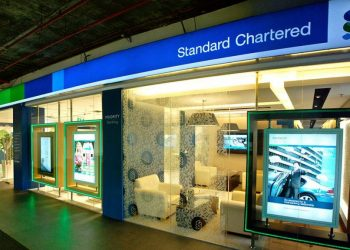Standard Chartered Set For $500 Million Share Buy-Back