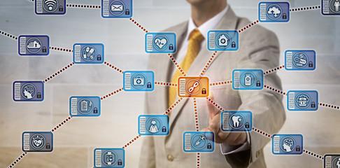 Fujitsu and Accenture venture in Blockchain Interoperability solutions