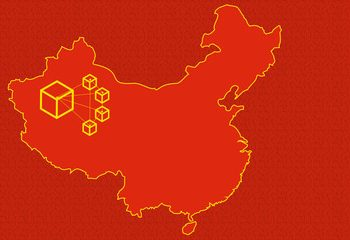Blockchain is thriving in China