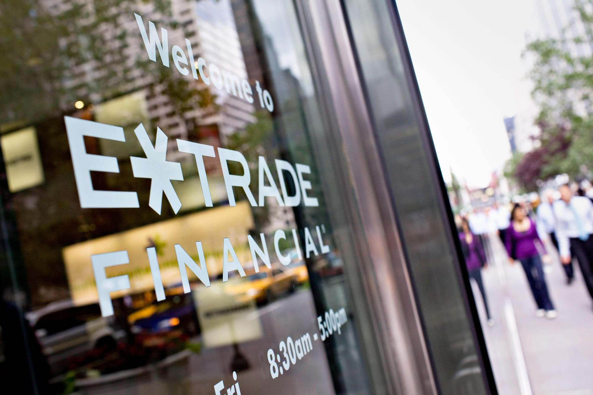 E*Trade Board Hit with a Lawsuit for the Morgan Stanley Merger