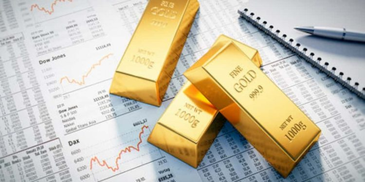 Gold Futures rally after Fed meeting of June 11
