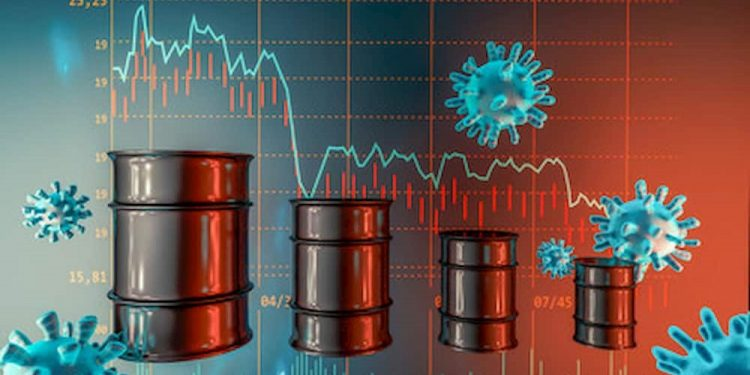 Covid-19 fears result in plummeting oil prices