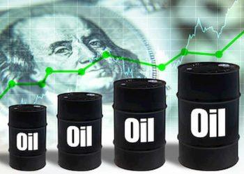 crude oil futures gradually rising