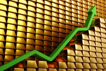 gold price may continue rising as tensions between the US and China escalate