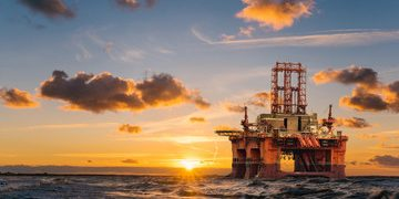 offshore oil sector on the brink of shutdown
