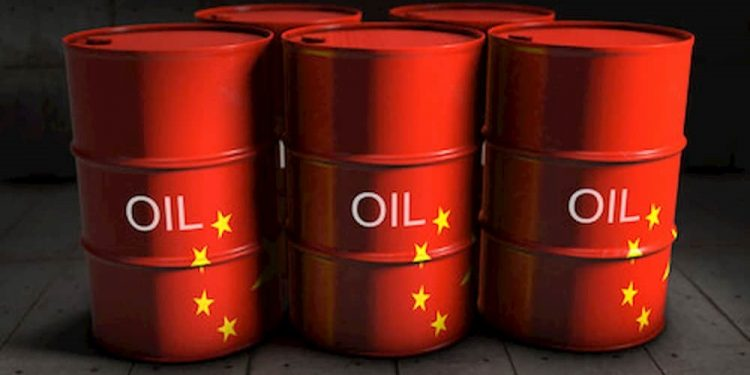 Oil Storage space in China is decreasing
