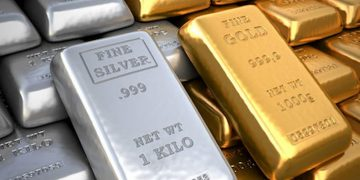 gold and silver miners increasing