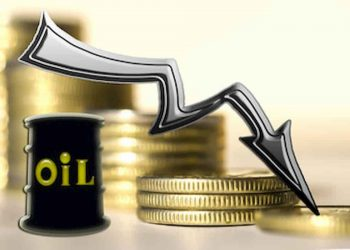 gold and oil are inversely proportional currently