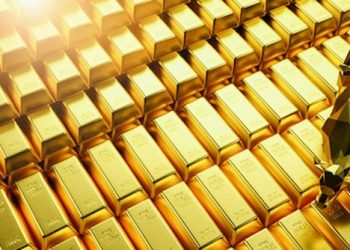 The gold price is rising towards $1,900