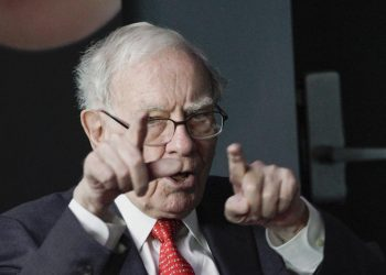 Associated Press image of Warren Buffett