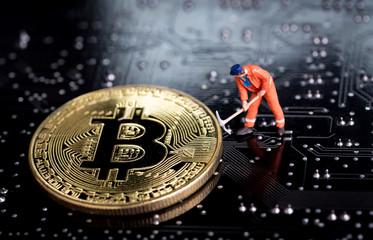 bitcoin mining mystery explained