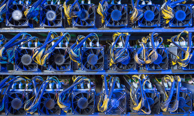Riot Blockchain wants to increase its Bitcoin mining power