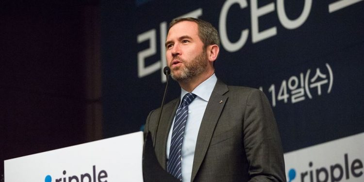 Brad Garlinghouse says the dollar will slide further