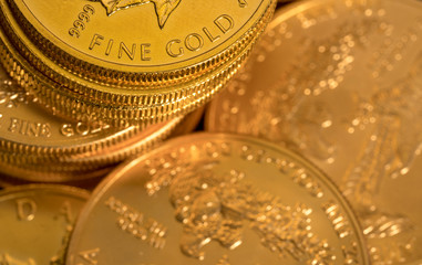 gold finds some stability