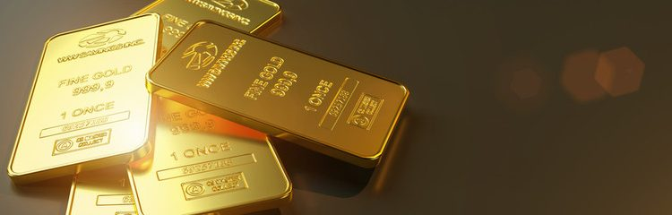 gold will continue rising in the near and middle-term
