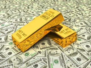 Gold erreicht nicht 2,000 Dollar, wenn der Dollar stärker wird