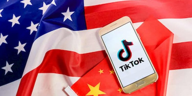 TikTok sucked into US China trade wars
