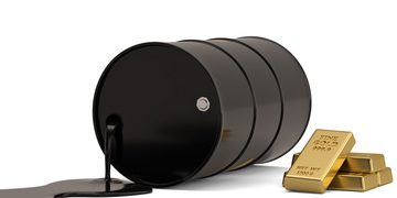 gold and oil may surge in the middle-term