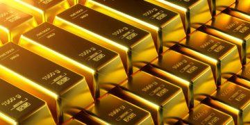 ouro sustentado por uma possível segunda onda COVID