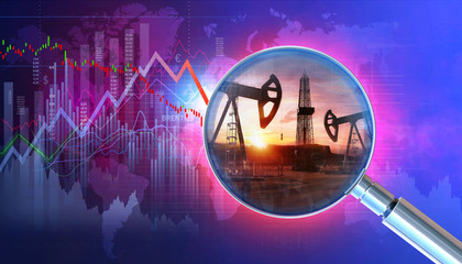 oil price to fall sharply as demand weakens