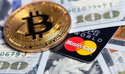 MasterCard Unveils Crypto Support Services On Its Network