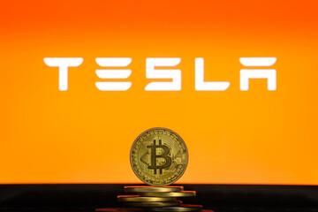 Bitcoin Exceeds $44K As Tesla Sinks $1.5 Billion Into BTC