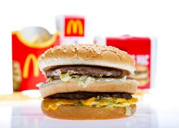 Bitcoin Big Mac Index Drops Below 10,000 Satoshis For the First Time