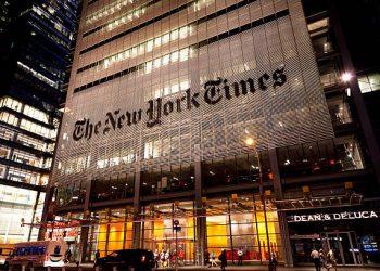 New York Times Raises $500K Through NFT Column Sale