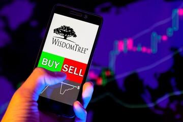 WisdomTree's Bitcoin ETF Filing Hopeful For Approval