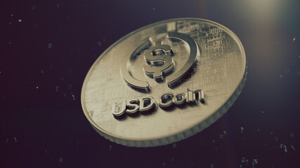 USDC's Biggest One Day Print Sees Bitcoin's Dominance Plunge Lowest In Years