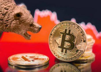 Bitcoin Dives Below $32.5K On 'Constant' New China FUD