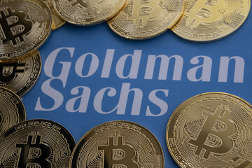 Goldman Sachs' Cryptocurrency Trading Desk Now Accommodates Ether