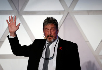 Software Mogul John McAfee Dies In Spanish Prison By Suicide - Lawyer