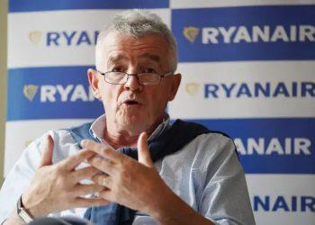 Ryanair Boss Expects 'Dramatically Higher' Air Tickets Next Summer