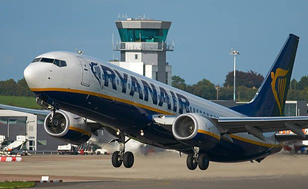 Ryanair Winter Passenger Numbers Back At Pre-COVID Levels