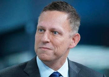 PayPal's Peter Thiel Agrees To Have 'Underinvested' In Bitcoin